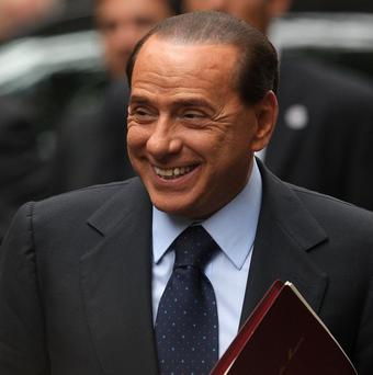 Italian Prime Minister Silvio Berlusconi has won a confidence vote
