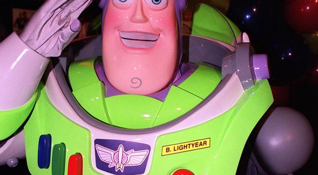 Toy Story's Jet Pack Buzz is tipped to be one of the top toys this Christmas