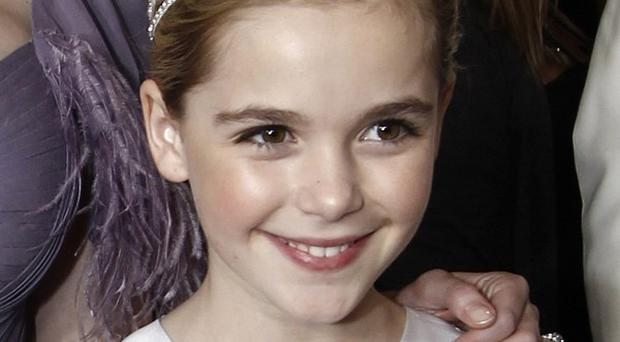 Kiernan Shipka is too young to watch most of Mad Men even though she stars in it