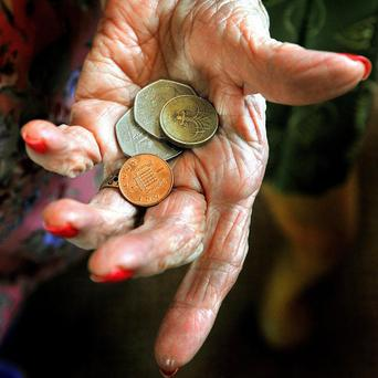 Vulnerable pensioners are set to lose thousands as a result of public spending cuts, a charity has warned