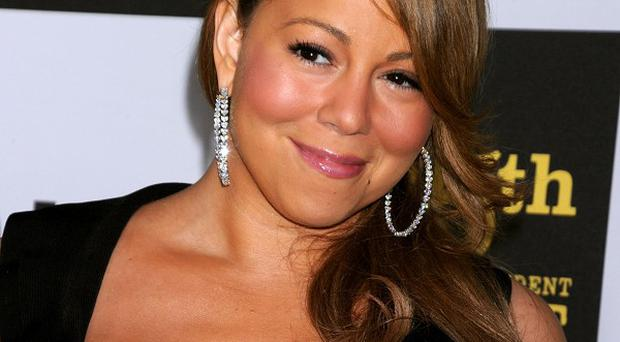 Mariah Carey ended up in a wheelchair after tumbling off her heels