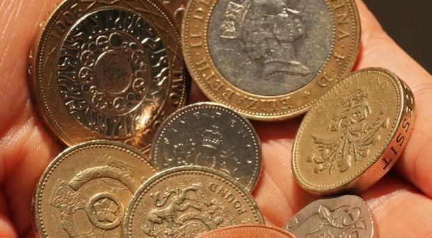 The national minimum wage is increasing by 13p an hour to five pounds ninety-three pence