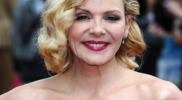 Kim Cattrall says SATC2 was only ever supposed to be a bit of fun