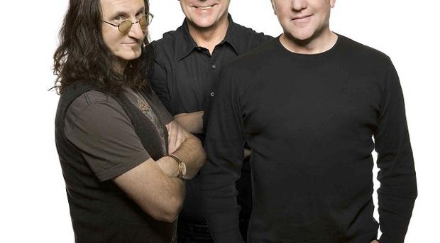 Rush are to be honoured by Classic Rock magazine