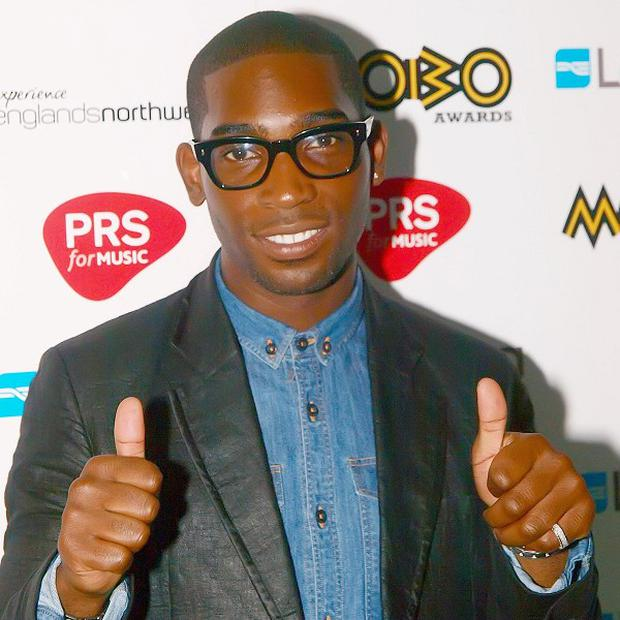 Tinie Tempah could be heading for the No 1 spot