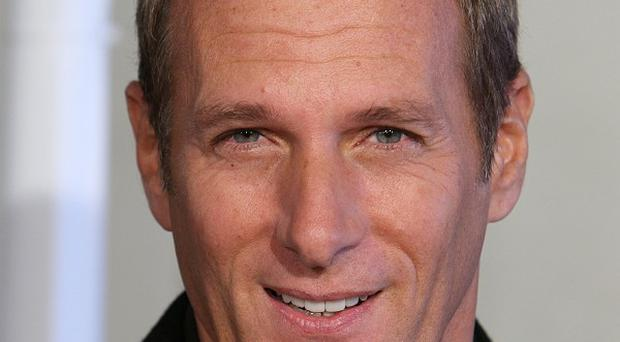 Michael Bolton's jive didn't impress the Dancing With The Stars judges