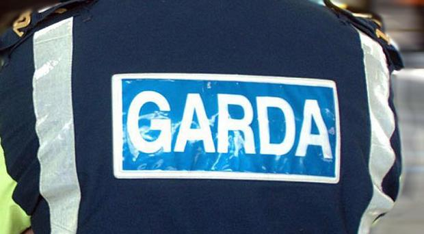 A trainee garda has been suspended amid 'grope' allegations