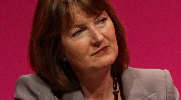 Labour deputy leader Harriet Harman closed the party's 'roller-coaster' conference