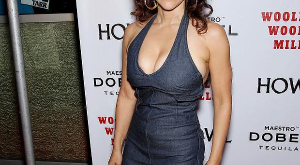 Rosie Perez has undergone surgery on her neck