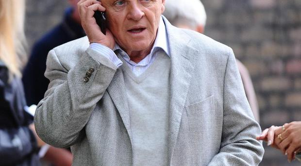 Sir Anthony Hopkins may be joining the cast of 360