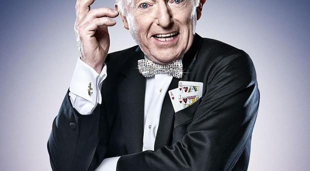 Paul Daniels on Strictly Come Dancing judging