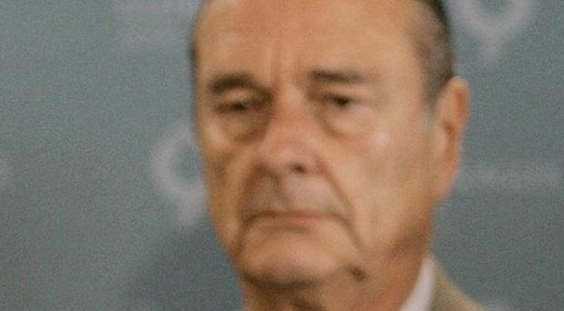 Former French president Jacques Chirac is to stand trial next March in a party financing scandal
