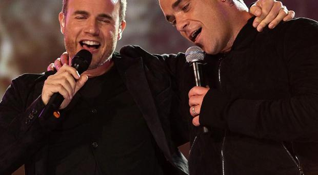 Robbie Williams says his bitterness over his Take That days has gone