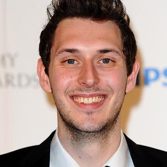 Blake Harrison hasn't spent much time abroad shooting the Inbetweeners film