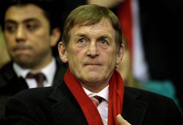 Liverpool fans were chanting Kenny Dalglish's name during their humiliating defeat to Blackpool at Anfield