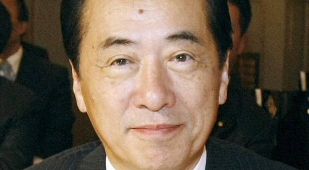 Japanese Prime Minister Naoto Kan attends the opening ceremony of the Asia-Europe Meeting in Brussels (Kyodo)