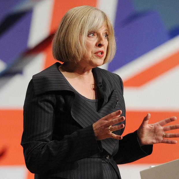 Home Secretary Theresa May has unveiled plans to tackle anti-social behaviour
