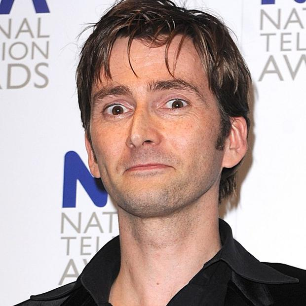 David Tennant starred in Rex Is Not You Lawyer