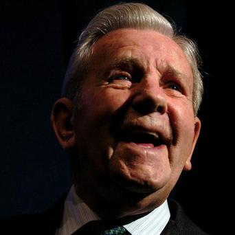 Sir Norman Wisdom's career in comedy spanned eight decades