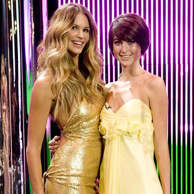 Tiffany Pisani has been crowned the winner of Britain's Next Top Model.