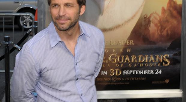 Zack Snyder will direct the new Superman film