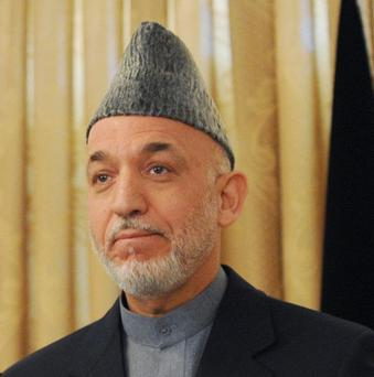 Talks aimed at ending the war in Afghanistan are said to have begun between the Taliban and president Hamid Karzai's government