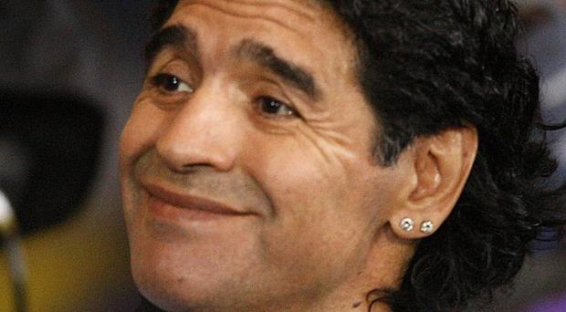 Diego Maradona lobbied the Nobel committee to give the Peace Prize to an Argentine human rights group