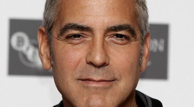 George Clooney has been in Southern Sudan