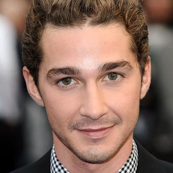 Shia LaBeouf has starred in all three of the Transformers movies