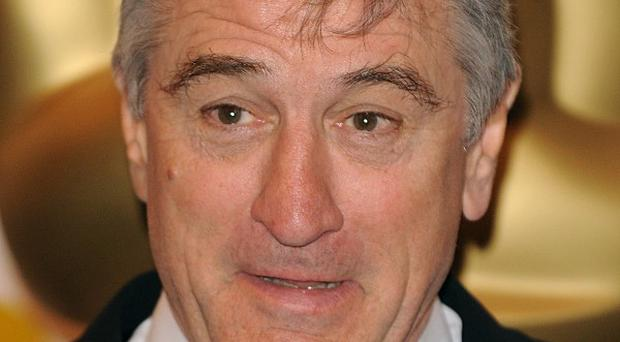 Robert De Niro says there's less pressure in comedy