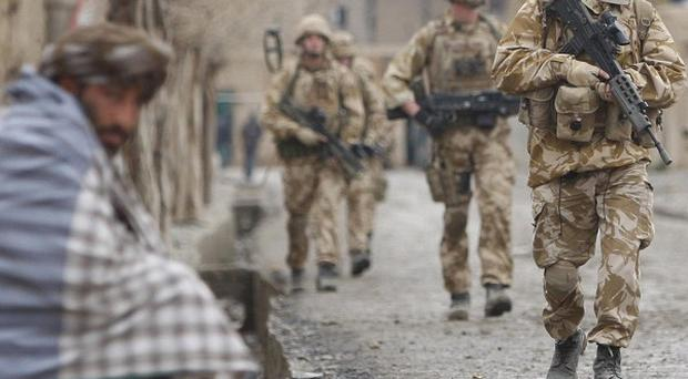 David Cameron is to meet senior ministers to discuss where the spending axe will fall on Britain's armed forces