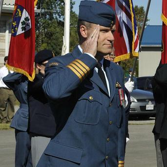 Col Russell Williams had commanded Canada's largest air force base (AP)