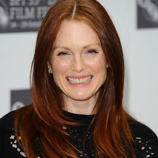 Julianne Moore will be honoured at the Rome Film Festival