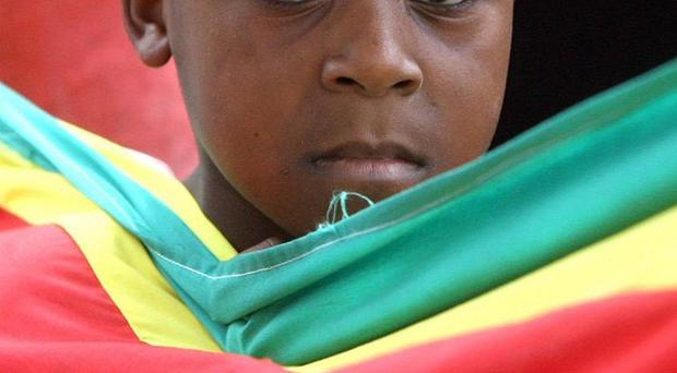 Zimbabwe has appealed for 440 million pounds to restore health services