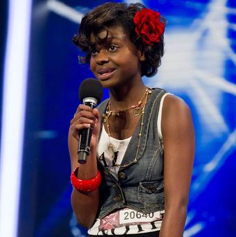 Simon Cowell is to help Gamu Nhengu in her battle to stay in the UK