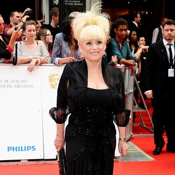 Barbara Windsor revealed she had a fling with George Best