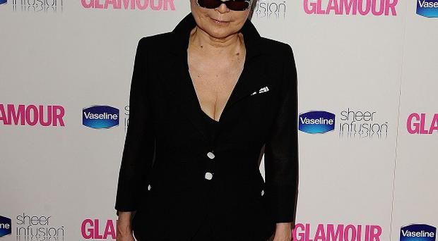 Yoko Ono will lead the John Lennon celebrations