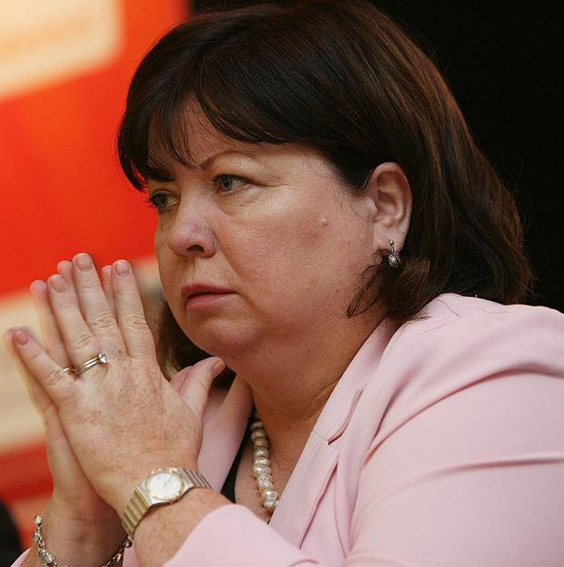 Former patients of Michael Shine have demanded a meeting with Health Minister Mary Harney (Pictured)