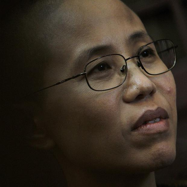 Liu Xia, the wife of Chinese dissident Liu Xiaobo, said in a Twitter message that she had been under house arrest since Friday
