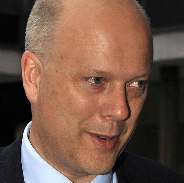Chris Grayling said it is 'nothing short of a scandal that so many people were simply cast aside to a lifetime on benefits'