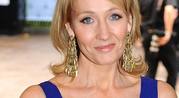 JK Rowling topped a poll of the most influential women