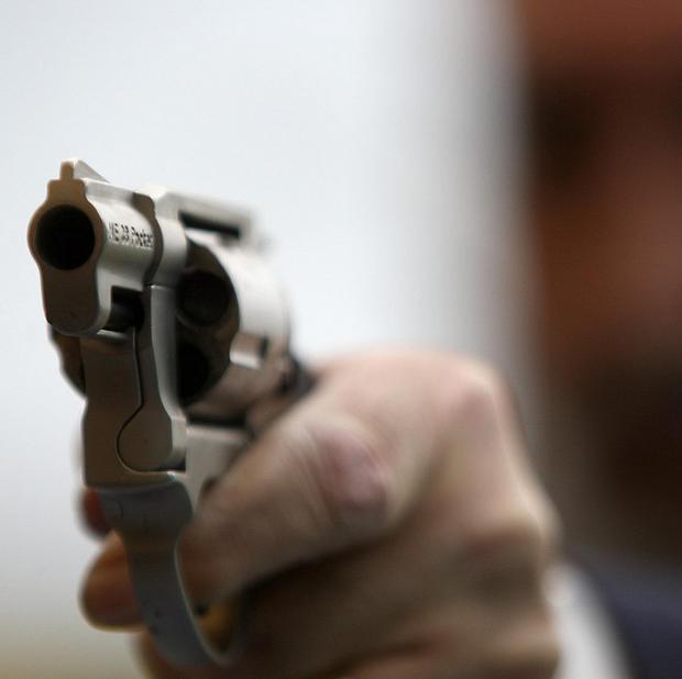 A British man has been accused of shooting two men dead in the Dominican Republic
