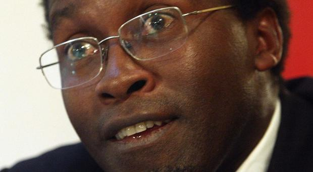 Callixte Mbarushimana, a leader of the FDLR rebel group, was arrested by French authorities (AP)