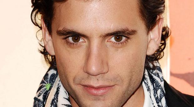 Mika's sister is critically ill in hospital after falling onto railings
