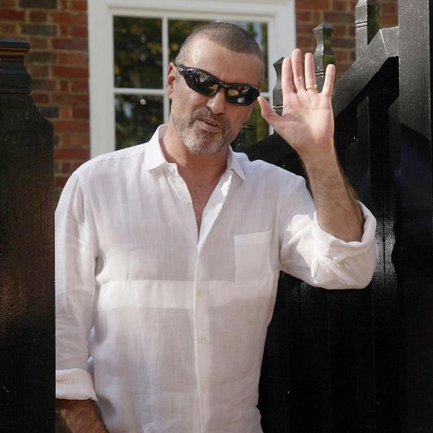 George Michael want a clean slate after being released from prison