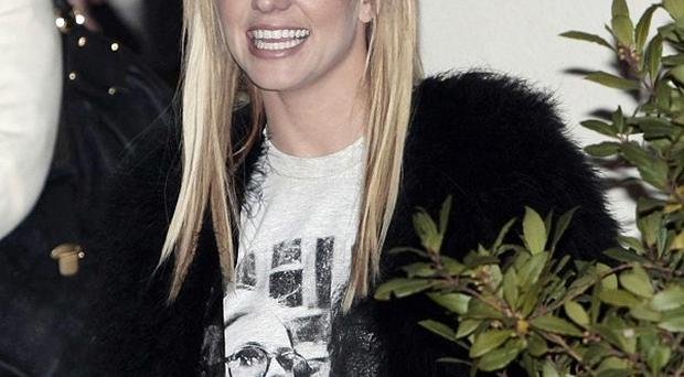 The new study will look at celebrity tweeters like Britney Spears