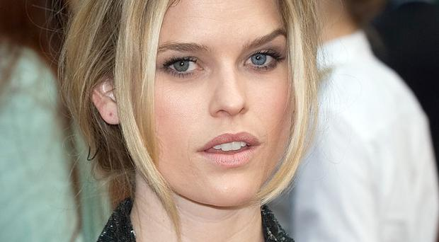 Alice Eve is being lined up for The Raven, according to reports