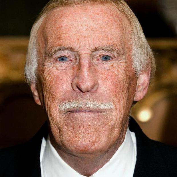 Bruce Forsyth has handed over the reins of the Strictly results show this year