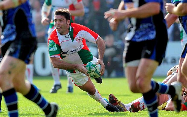 Dimitri Yachvili is the Biarritz player Ulster will have to keep a tight rein on