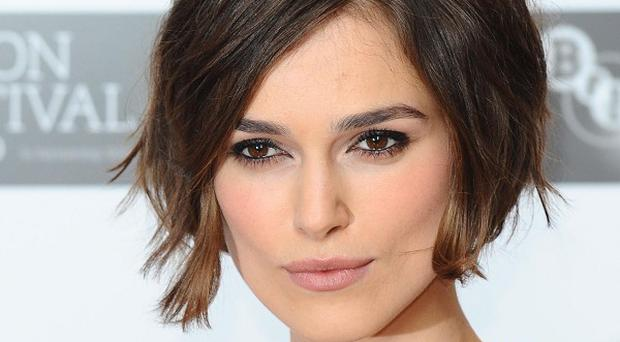 Keira Knightley relished playing a character she didn't like